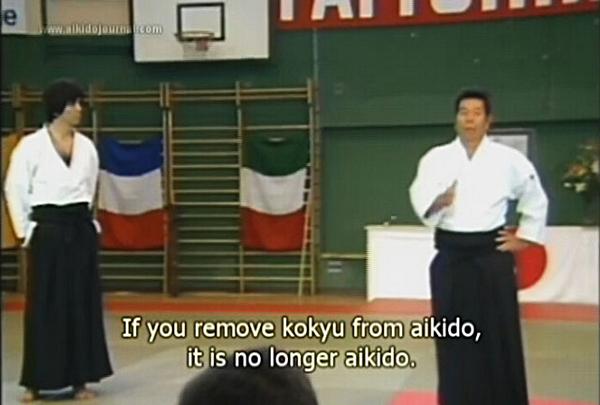 Stanley Pranin and Morihiro Saito