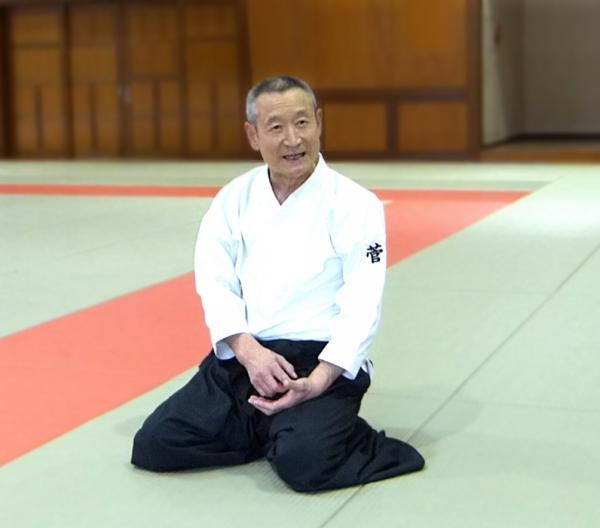 Morito Suganuma Sensei