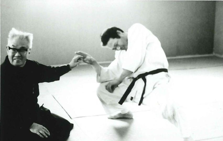 Muko Nishikido and Kodo Horikawa