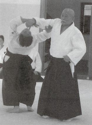 Nobuyuki Watanabe teaching