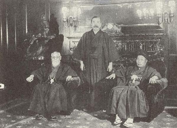 Noma, Toyama and Deguchi