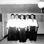 Koichi Tohei and Takashi Nonaka in Hawaii