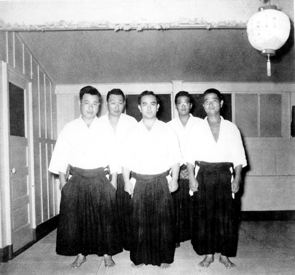 Flow Like a River: Takashi Nonaka and the Hilo Ki-Aikido Club