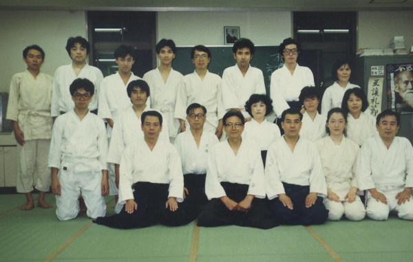 Interview with Aikido Shihan Shigenobu Okumura, Part 1