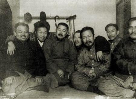 Morihei Ueshiba Mongolia