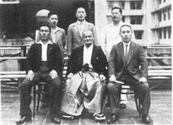 Yoshimura, Tonedate and Takeda in Osaka