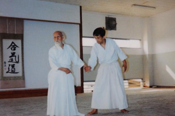 Interview with Aikido Shihan Masatake Fujita, Part 1