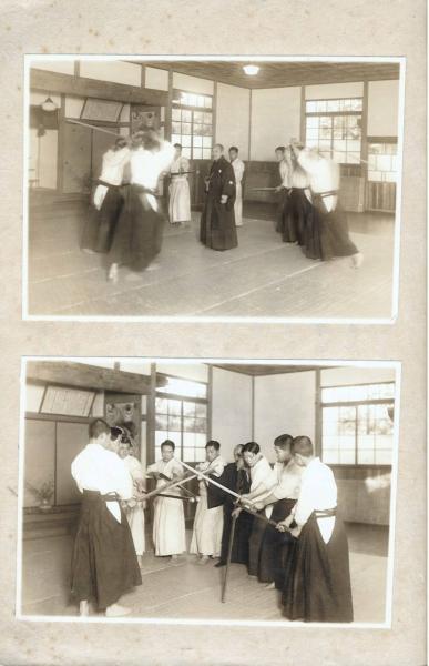 Rinjiro Shirata in Aikijujutsu Densho
