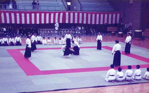 Sadao Takaoka Demonstration