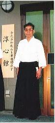 Aikido Shihan Sadao Takaoka