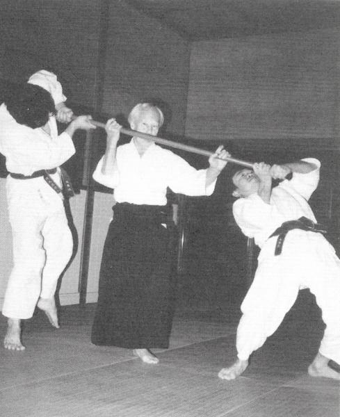 Yukiyoshi Sagawa's Aiki Bojutsu