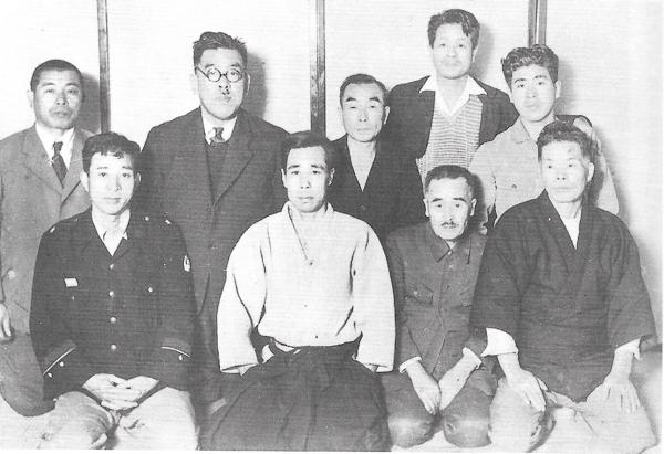 Sagawa Dojo Opening