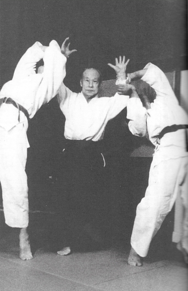 Yukiyoshi Sagawa's Ryote Aiki