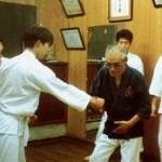 Sato Kinbei Teaching Daito-ryu Aiki Jujutsu