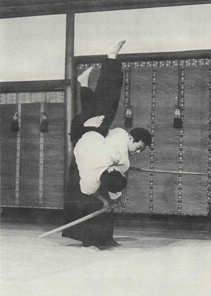 "Morihiro Saito - ""Traditional Aikido - volume 2"""