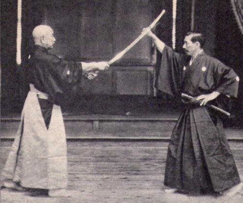 Sasaburo Takano and Nakayama Hakudo