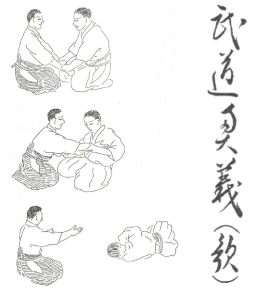 The Secret Teachings of Budo
