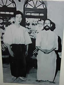 Seigo Yamaguchi and Aritomo Murashige