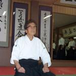 Aikido Shihan Seiseki Abe - Meeting Morihei Ueshiba O-Sensei