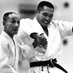 Gozo Shioda and Tsuneo Ando