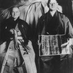 Sokaku  Takeda and Takuma Hisa