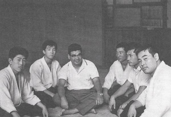 Morito Suganuma group photo