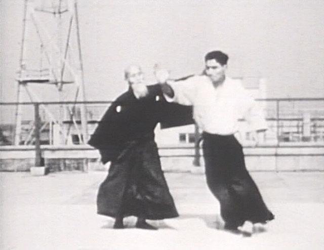 Tada and Ueshiba