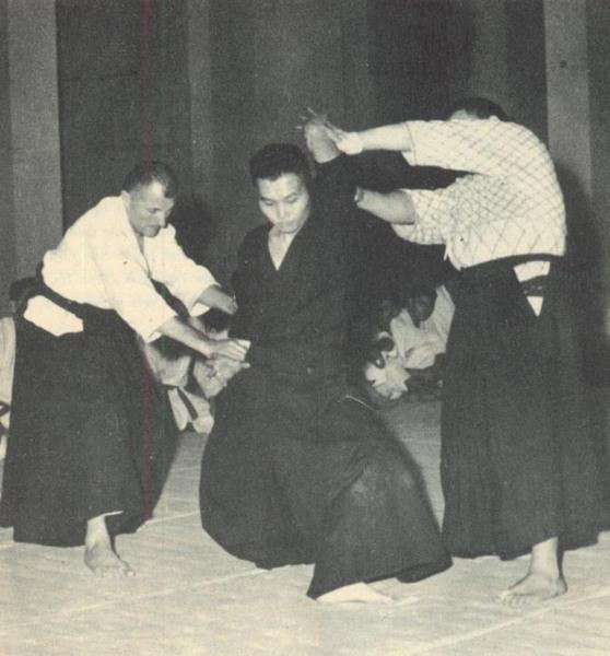 Tadashi Abe in France