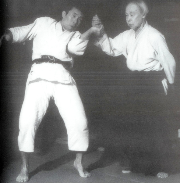 What is Aiki? Introduction to a method of analyzing Aiki. (Part 1)