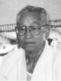 Takaji Ishida Sensei