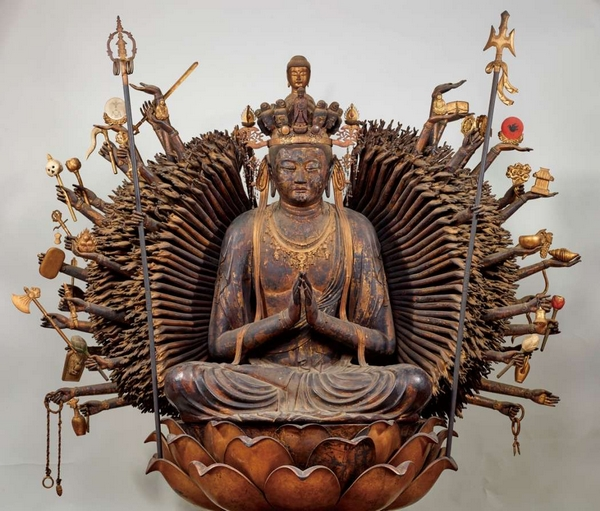 Thousand Armed Kannon