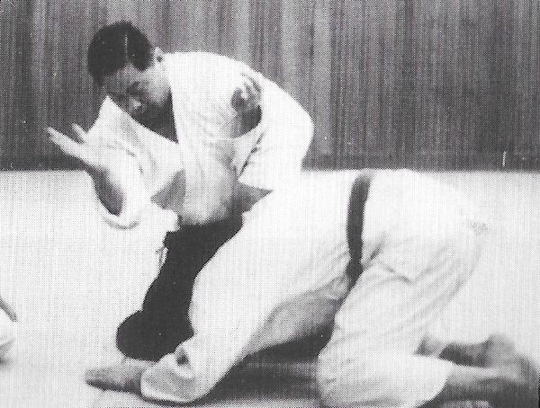 Tokimune Takeda teaches Daito-ryu Aikibudo