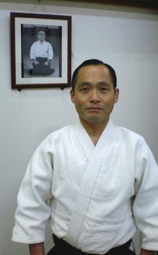 Tsuneo Ando and Shioda photo