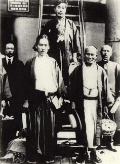 Ueshiba and Deguchi