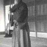 Morihei Ueshiba on the Floating Bridge of Heaven