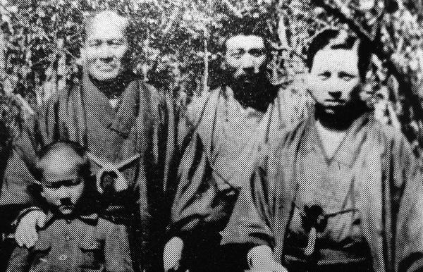 Morihei Ueshiba 1925