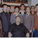 Wang Shujin and Hidemine Jibiki