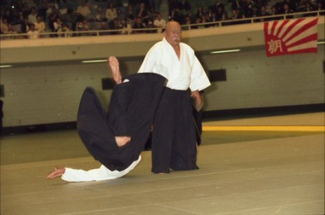 Interview with Aikido Shihan Nobuyuki Watanabe, Part 1