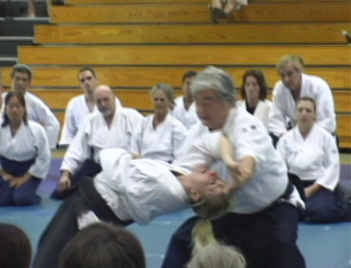 Interview with Aikido Shihan Yoshimitsu Yamada, Part 2