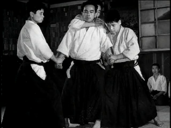 Yasuo Kobayashi, Koichi Tohei and Nobuyoshi Tamura