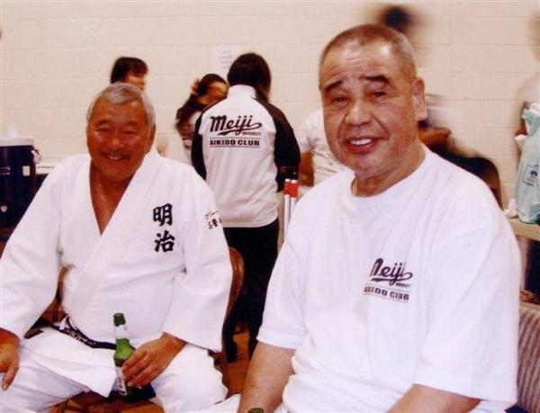 Yasuo Kobayashi in Hawaii