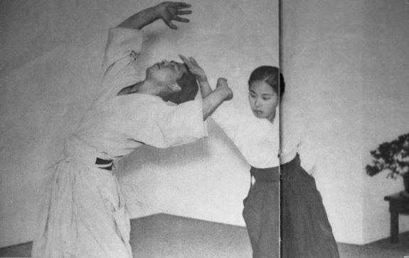 Takako Kunigoshi and Shigemi Yonekawa