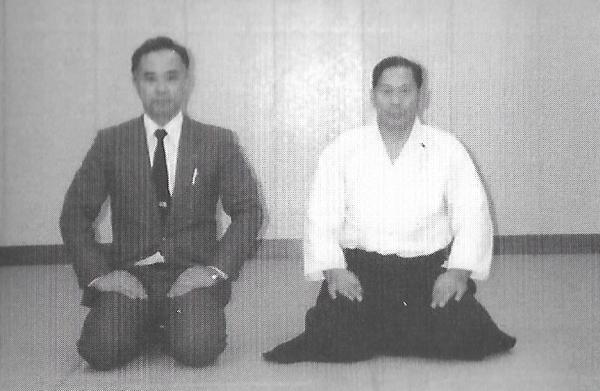 Yoshihisa Ishibashi and Tokimune Takeda