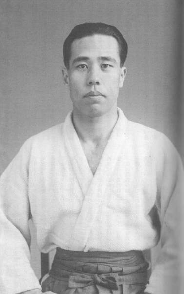 Yukiyoshi Sagawa Sohan in his youth