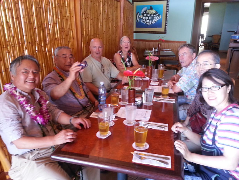 At The Fish Hopper In Kailua Kona